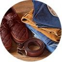 Обувь, одежда, детские товары, текстиль