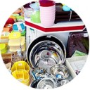 Посуда, хоз.товары, мебель
